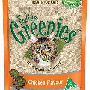 Greenies Feline Chicken 85g