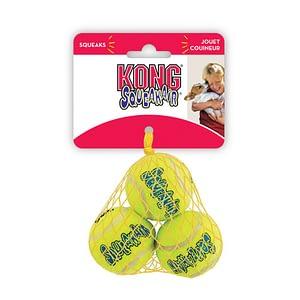 Kong Dog Airdog Squeaker Balls XSmall