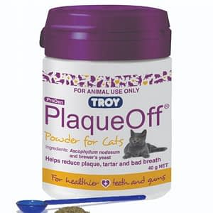 Troy Plaque Off for Cats 40g