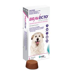 Bravecto Dog 40-56kg Purple