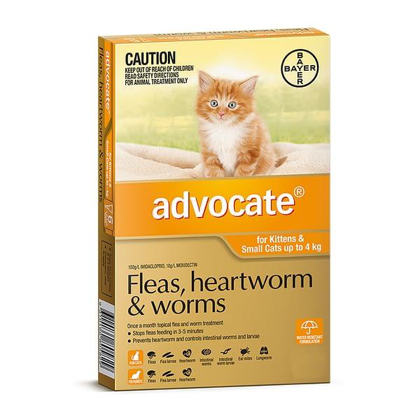 Advocate Cat 0-4KG