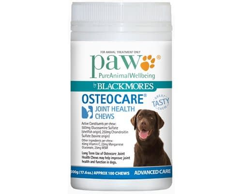 Paw Osteocare Joint Health Chews 500g - Discount Animal Products