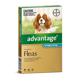 Advantage Dog 4-10kg