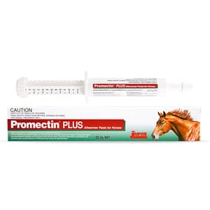 Jurox Promectin Plus Allwormer Paste 32.4g - EQUIMAX EQUIVALENT
