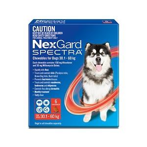 Nexgard Spectra Dog 30.1-60kg