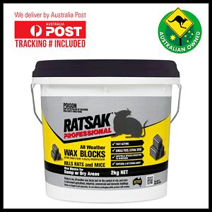 Ratsak Professional Wax Blocks 2kg